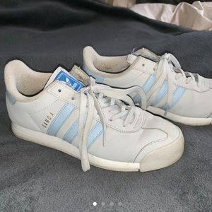 Grey and Light blue Samoa Adidas